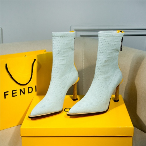 Fendi Boots For Women #811068
