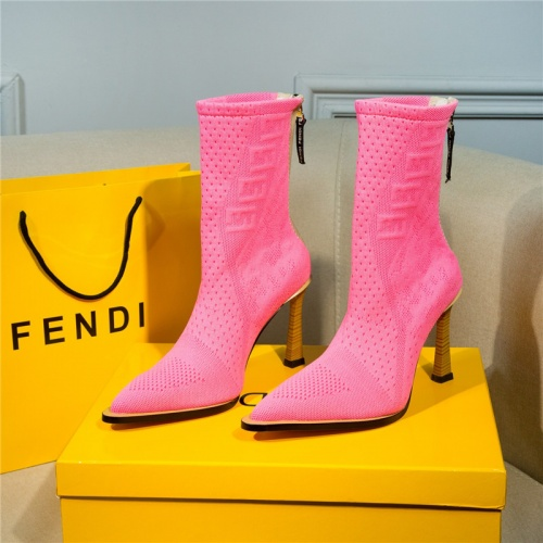 Fendi Boots For Women #811069