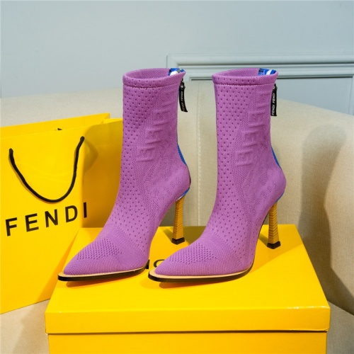 Fendi Boots For Women #811070