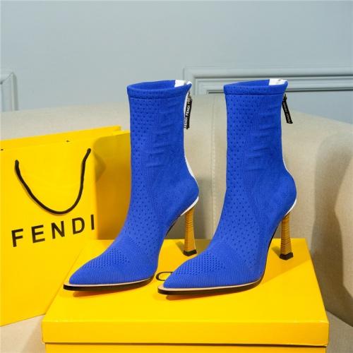 Fendi Boots For Women #811071