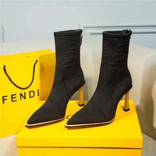Fendi Boots For Women #811073
