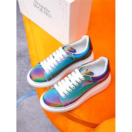 Alexander McQueen Casual Shoes For Women #811078