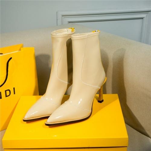 Fendi Boots For Women #811079