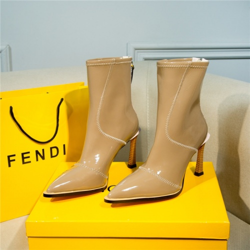 Fendi Boots For Women #811080