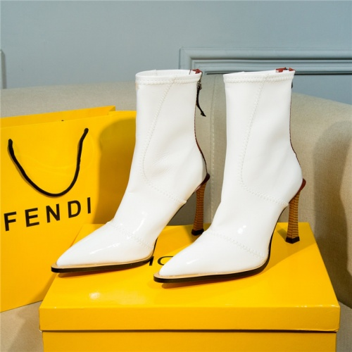 Fendi Boots For Women #811081