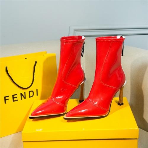 Fendi Boots For Women #811082