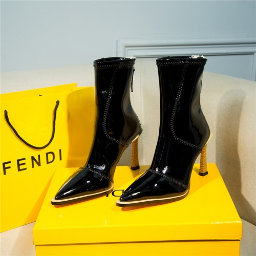 Fendi Boots For Women #811083