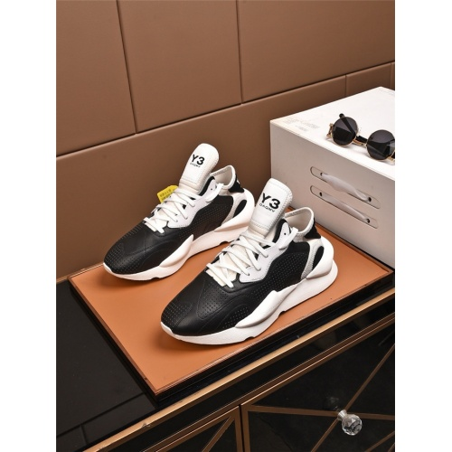 Replica Y-3 Casual Shoes For Women #811084 $82.00 USD for Wholesale