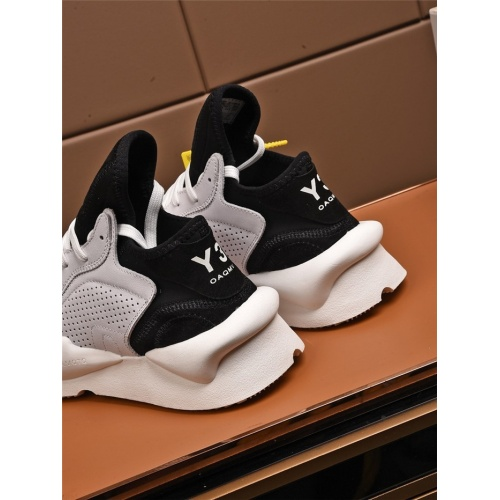 Replica Y-3 Casual Shoes For Women #811086 $82.00 USD for Wholesale