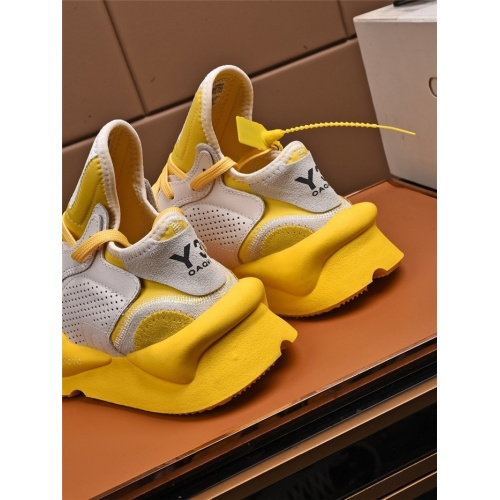 Replica Y-3 Casual Shoes For Women #811087 $82.00 USD for Wholesale
