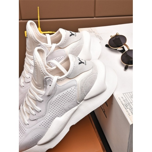 Replica Y-3 Casual Shoes For Women #811089 $82.00 USD for Wholesale