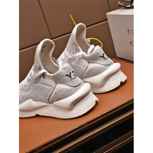 Replica Y-3 Casual Shoes For Men #811099 $82.00 USD for Wholesale