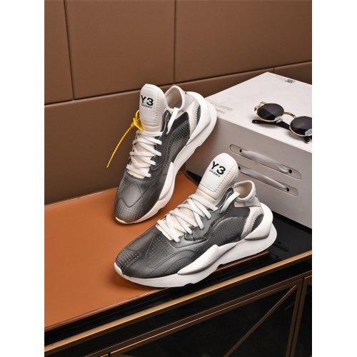 Y-3 Casual Shoes For Men #811102 $82.00 USD, Wholesale Replica Y-3 Casual Shoes