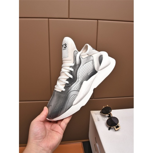 Replica Y-3 Casual Shoes For Men #811102 $82.00 USD for Wholesale