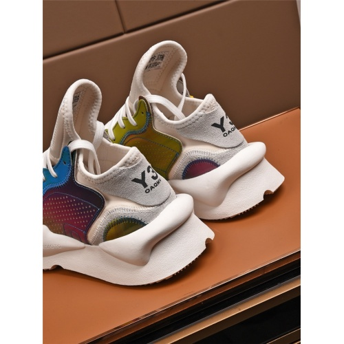 Replica Y-3 Casual Shoes For Men #811103 $82.00 USD for Wholesale