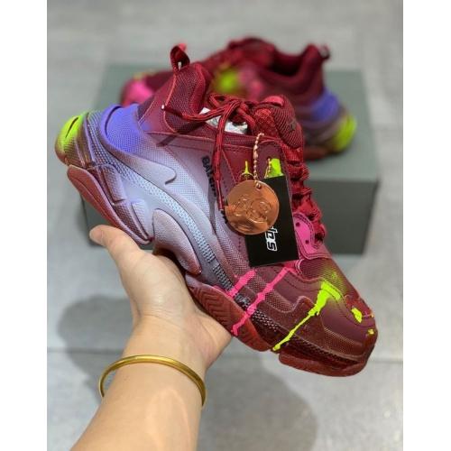 Balenciaga Casual Shoes For Women #811254
