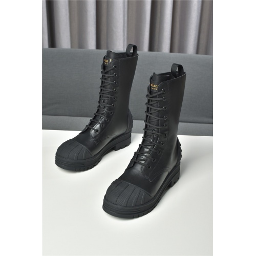 Replica Christian Dior Boots For Women #811307 $118.00 USD for Wholesale