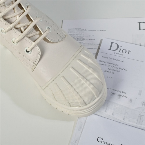 Replica Christian Dior Boots For Women #811308 $118.00 USD for Wholesale