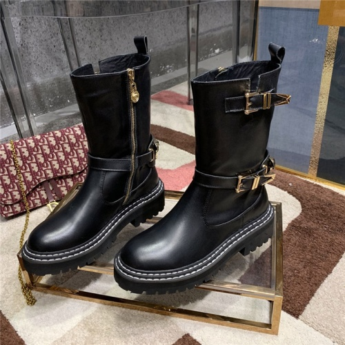 Versace Boots For Women #811318