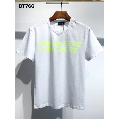 Dsquared T-Shirts Short Sleeved O-Neck For Men #811333