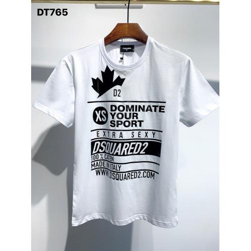 Dsquared T-Shirts Short Sleeved O-Neck For Men #811334