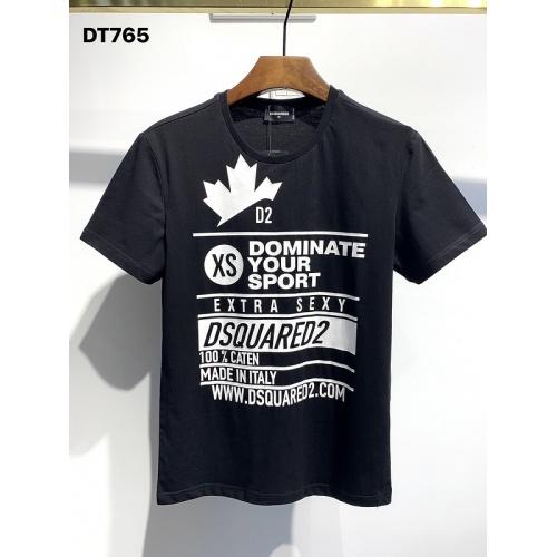 Dsquared T-Shirts Short Sleeved O-Neck For Men #811335