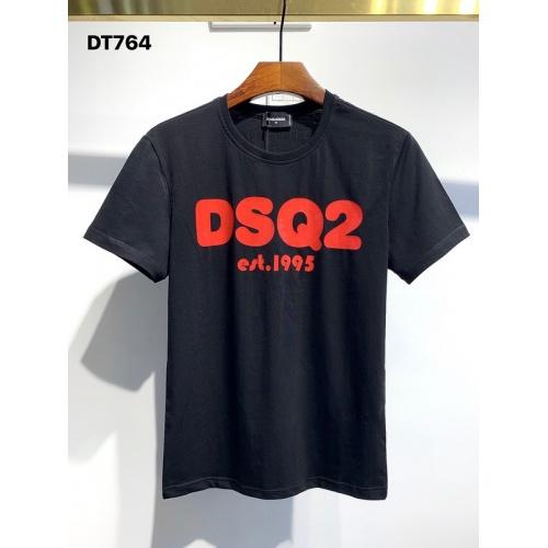 Dsquared T-Shirts Short Sleeved O-Neck For Men #811336