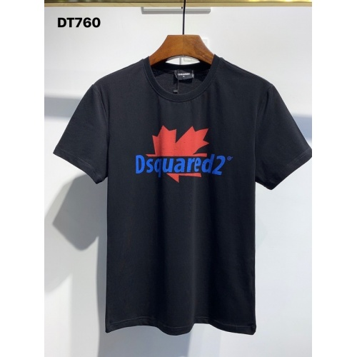 Dsquared T-Shirts Short Sleeved O-Neck For Men #811338