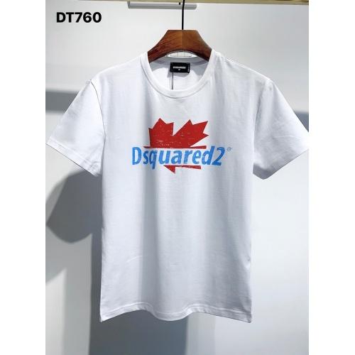Dsquared T-Shirts Short Sleeved O-Neck For Men #811339