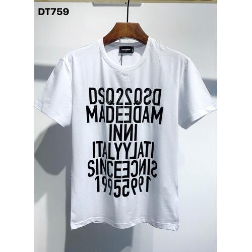 Dsquared T-Shirts Short Sleeved O-Neck For Men #811341