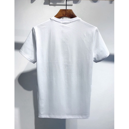 Replica Dsquared T-Shirts Short Sleeved O-Neck For Men #811343 $26.00 USD for Wholesale