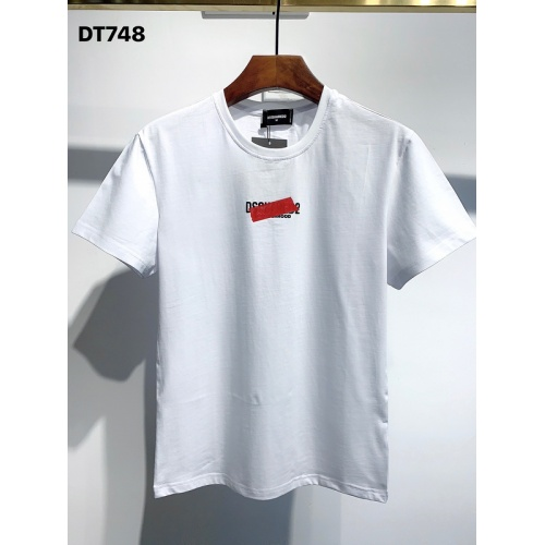 Dsquared T-Shirts Short Sleeved O-Neck For Men #811344