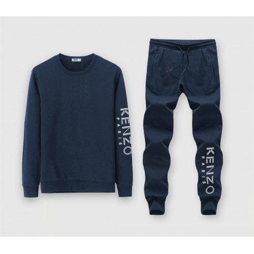kenzo Tracksuits Long Sleeved O-Neck For Men #811356