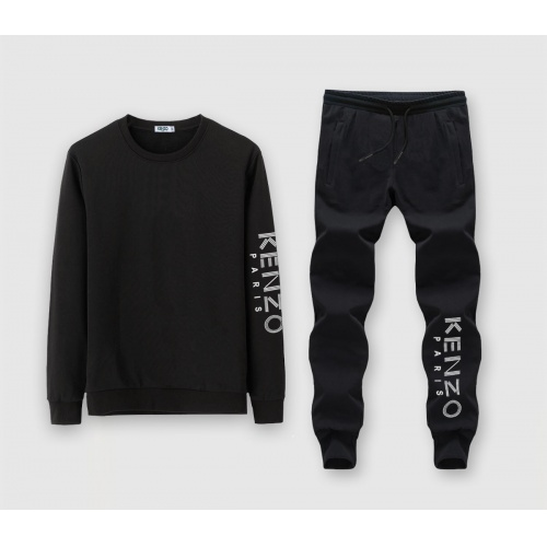 kenzo Tracksuits Long Sleeved O-Neck For Men #811358