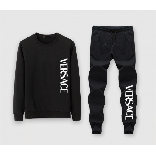 Versace Tracksuits Long Sleeved O-Neck For Men #811420
