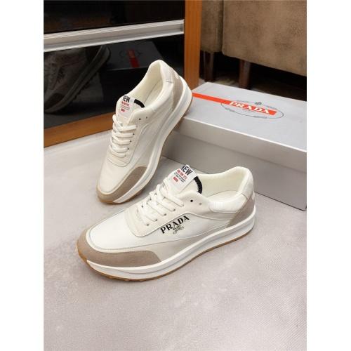 Prada Casual Shoes For Men #811445