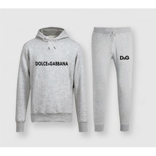Dolce & Gabbana D&G Tracksuits Long Sleeved Hat For Men #811537