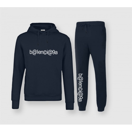 Balenciaga Fashion Tracksuits Long Sleeved Hat For Men #811545