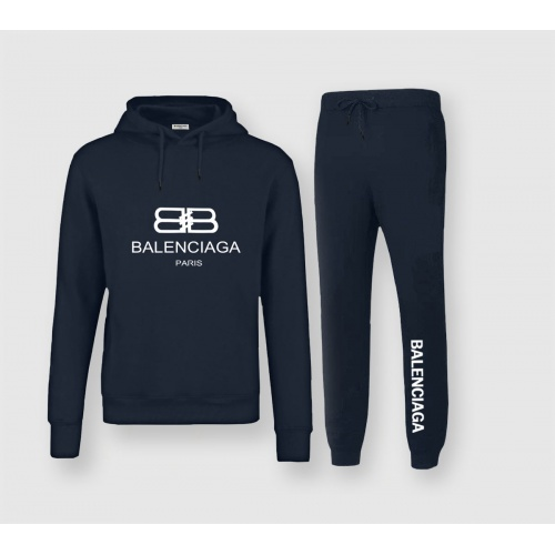 Balenciaga Fashion Tracksuits Long Sleeved Hat For Men #811560