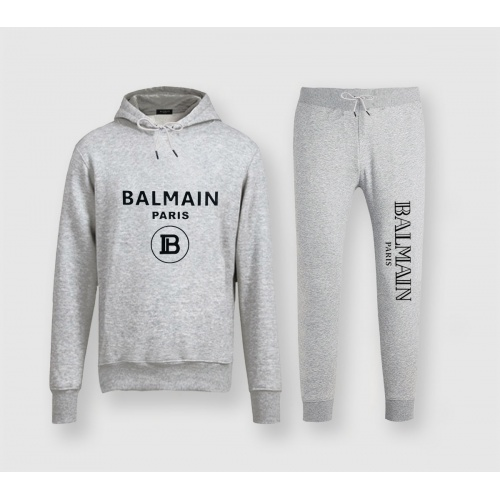 Balmain Tracksuits Long Sleeved Hat For Men #811562