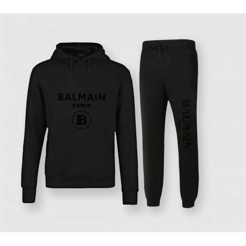 Balmain Tracksuits Long Sleeved Hat For Men #811563