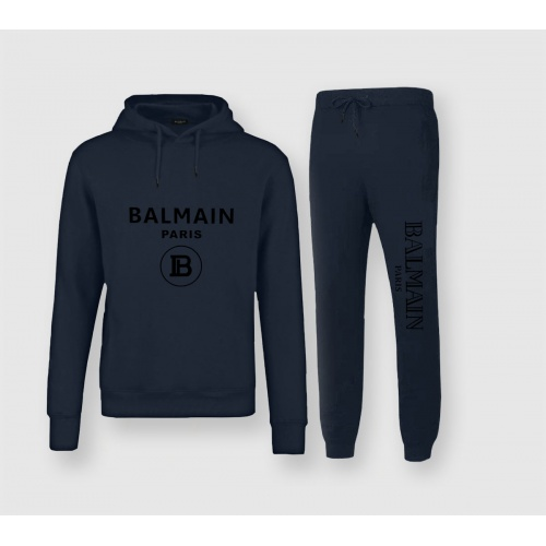 Balmain Tracksuits Long Sleeved Hat For Men #811564