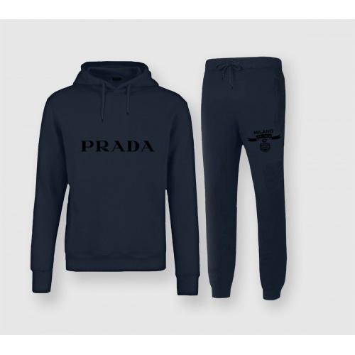 Prada Tracksuits Long Sleeved Hat For Men #811565