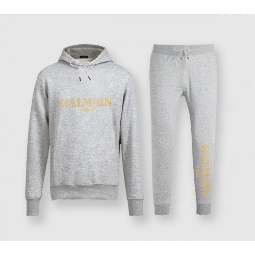Balmain Tracksuits Long Sleeved Hat For Men #811594 $82.00 USD, Wholesale Replica Balmain Tracksuits