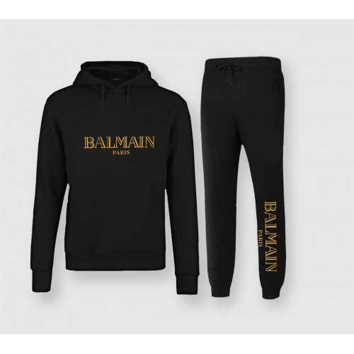 Balmain Tracksuits Long Sleeved Hat For Men #811596