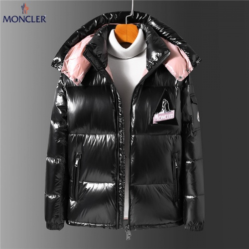 Moncler Down Feather Coat Long Sleeved For Men #811647