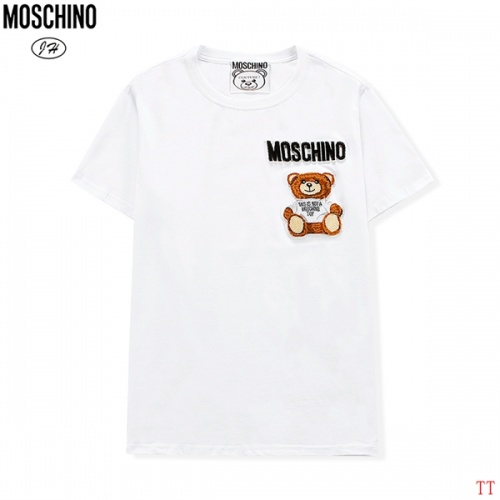 Moschino T-Shirts Short Sleeved O-Neck For Men #811655