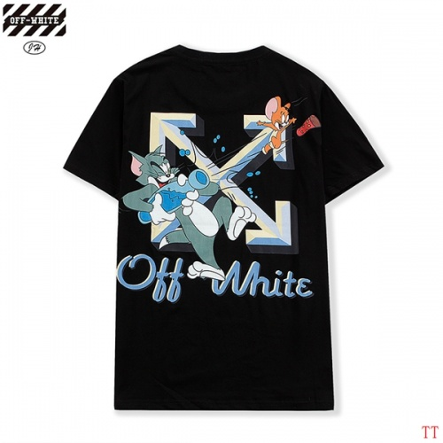 Off-White T-Shirts Short Sleeved O-Neck For Men #811659