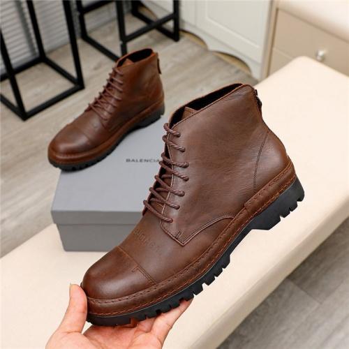 Balenciaga Boots For Men #811692