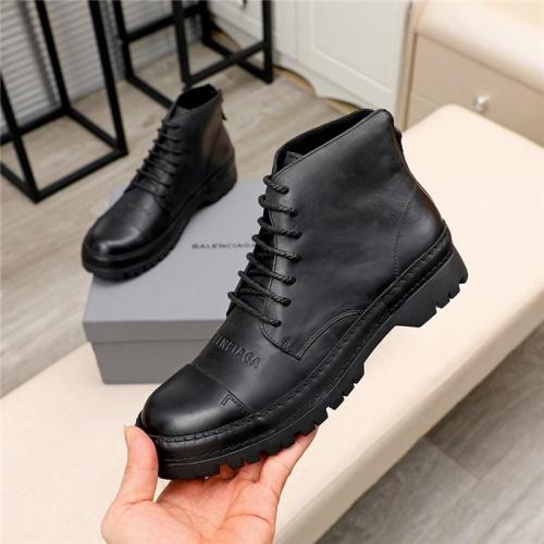 Balenciaga Boots For Men #811693